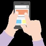 smartphone gebruiken om prepaid kredietkaart te herladen
